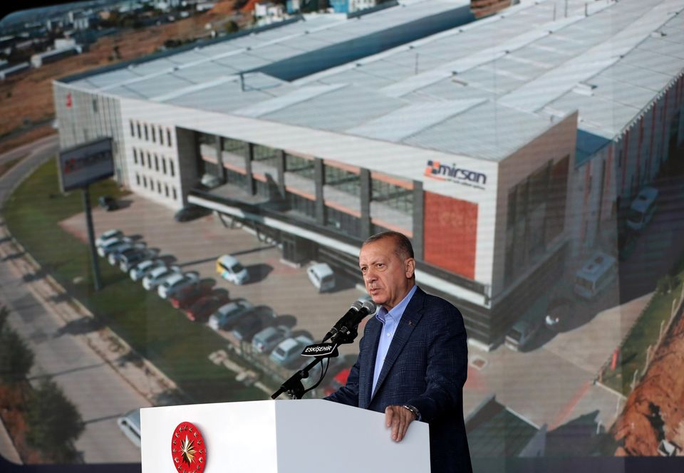 Erdogan's critics say demand for expulsions is distraction from economy woes – The Times Of Earth